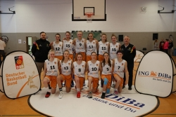 Team NRW 2 Talente mit Perspektive-Turnier 2016