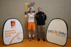 Sarah Polleros Talente mit Perspektive-Turnier 2016