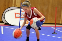 GirlsDay 2016 kinder&Sport Basketball Academy