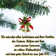 Spielwaren Glocke an Weihnachten Baum Gewinde