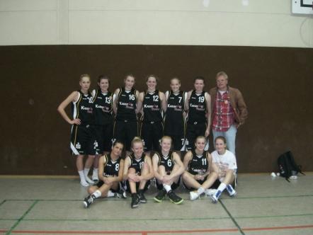 Die Meister-Mannschaft der Landesliga 2010/2011 vom TSV Hagen 1860
