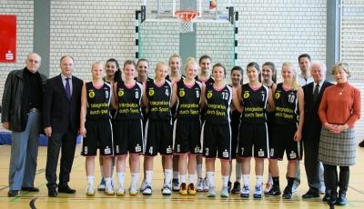 TSV Hagen 1860, Teamfoto WNBL, Integration durch Sport