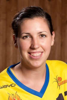 Portrait von Cailin Crosby