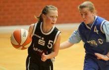 Sarah Lückenotte im Endspiel um die westdeutsche Meisterschaft 2010/2011