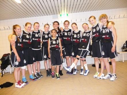 Die U13-Mannschaft holt den 2. Platz beim Internationalen Turnier in Wien
