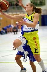 15.Oktober 2011, Hagen. Basketball Damen 2. Bundesliga DBBL. Phoenix Ladies gegen BBZ Opladen / Fanziska Goessmann +++ Foto: Michael KLEINRENSING / Westfalenpost Lokalredaktion Hagen / m.kleinrensing@westfalenpost.de +++