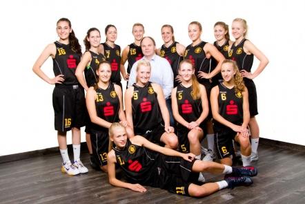 Teamfoto 2012/13: Regionalliga Damen
