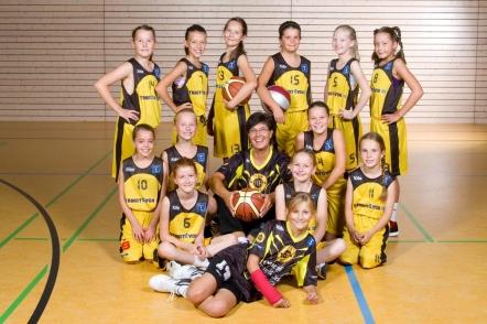 Teamfoto 2012/13: U11-1