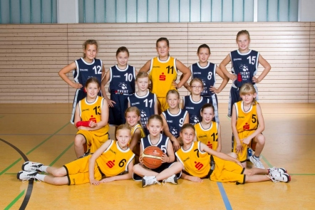 Teamfoto 2012/13: U11-2