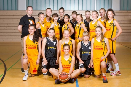 Teamfoto 2012/13: U15-1