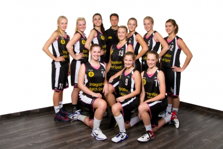 Teamfoto 2012/13: U17-1