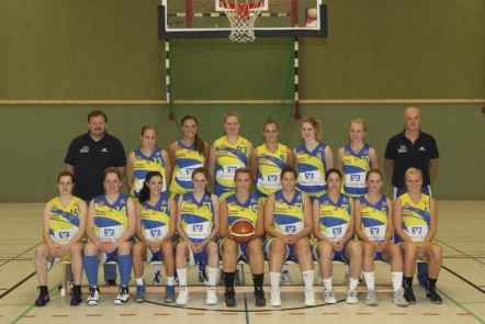 Teamfoto 2012/13: Phoenix Ladies