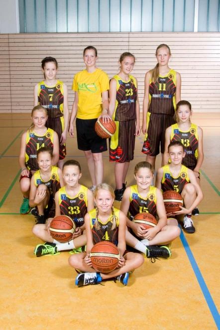 Teamfoto 2012/13: U13-1