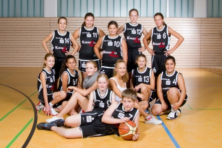 Teamfoto 2012/13: U13-2