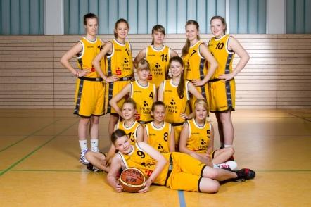 Teamfoto 2012/13: U15-2