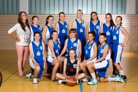 Teamfoto 2012/13: U17-2