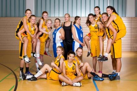 Teamfoto 2012/13: U19