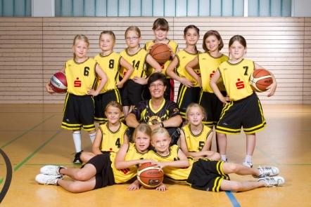 Teamfoto 2012/13: U9