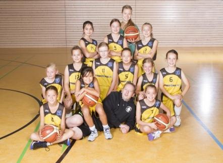 TSV Hagen: Teamfoto U11-1 (2013/14)