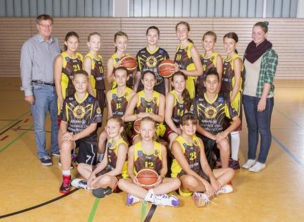 TSV Hagen: Teamfoto U13-1 (2013/14)