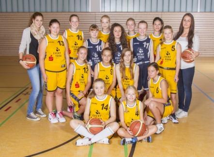 TSV Hagen: Teamfoto U15-2 (2013/14)