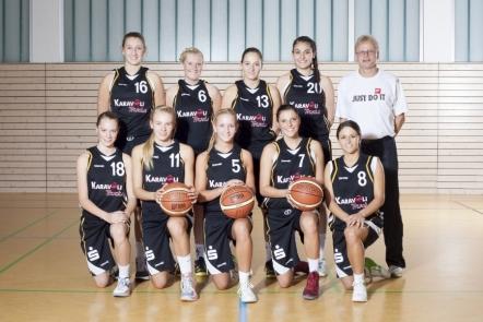 TSV Hagen: Teamfoto 1. Damen / Regionalliga (2013/14)