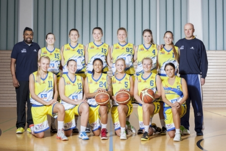 Teamfoto Phoenix Ladies (2013/14)