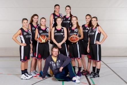 TSV Hagen: Teamfoto LLD (2014/15)