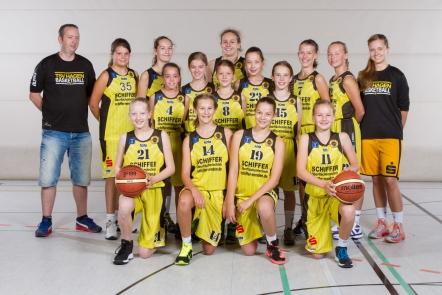 TSV Hagen: Teamfoto U13-1 (2014/15)