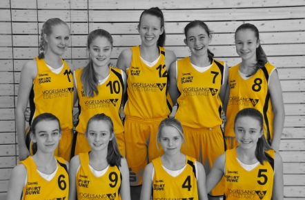 TSV Hagen: Teamfoto U15-1 (2014/15)