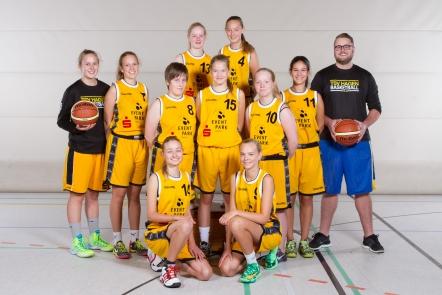 TSV Hagen: Teamfoto U15-2 (2014/15)