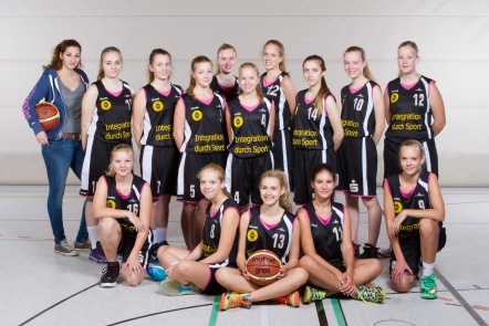 TSV Hagen: Teamfoto U17-3 (2014/15)