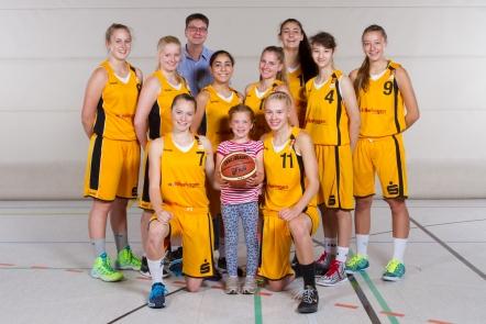 TSV Hagen: Teamfoto RLD (2014/15)