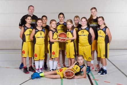 TSV Hagen: Teamfoto U11-1 (2014/15)
