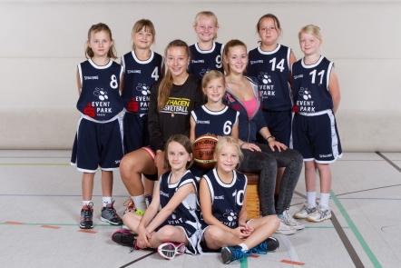 TSV Hagen: Teamfoto U11-2 (2014/15)