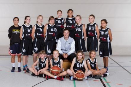 TSV Hagen: Teamfoto U13-2 (2014/15)