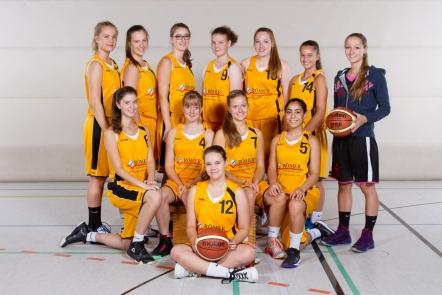 TSV Hagen: Teamfoto U17-2 (2014/15)