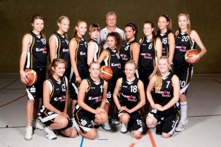 2. Damen Mannschaft 2010/11