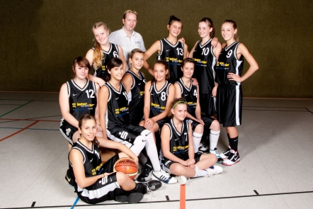 Mannschaft der U15-1 2010/11