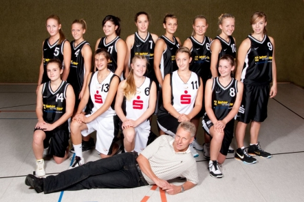 Mannschaft der U17-1 2010/11