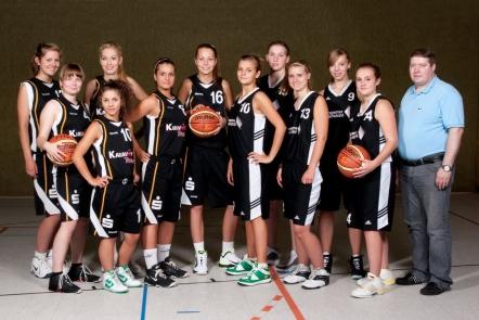 3. Damen Mannschaft 2010/11