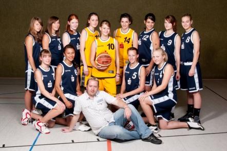 Mannschaft der U17-2 2010/11