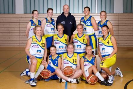 Teamfoto Phoenix Ladies 2011/12