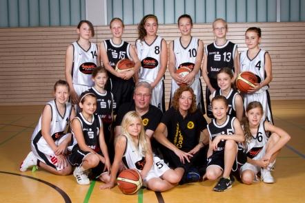 Teamfoto U13-1 2011/12