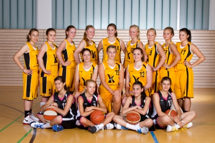 Teamfoto U17-1 2011/12
