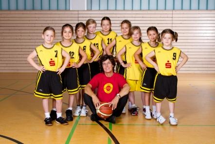 Teamfoto U9 2011/12