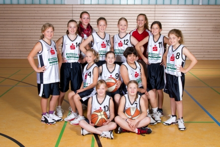 Teamfoto U13-2 2011/12
