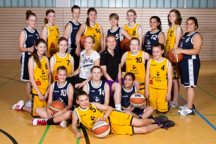 Teamfoto U15-2 2011/12