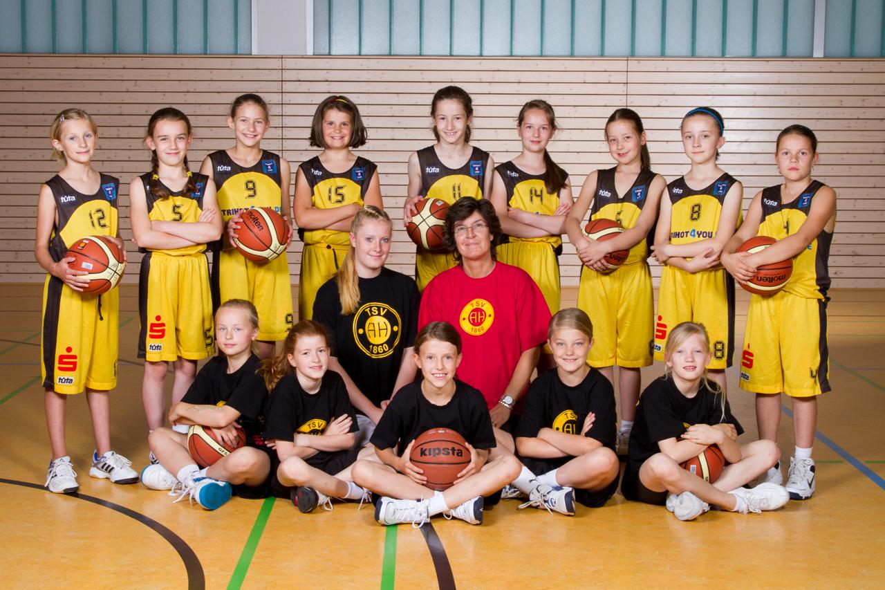 Teamfoto U11-1 2011/12