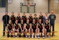 Teamfoto Regionalliga Damen 04/2012